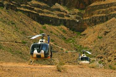 Helicopter Grand Canyon Special