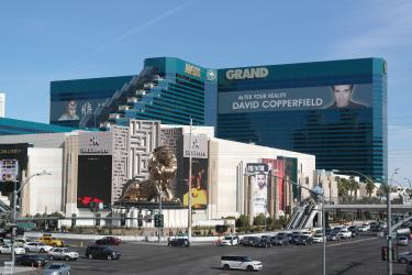 MGM Grand Hotel Promotions