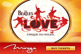 The Beatles Love Show Mirage