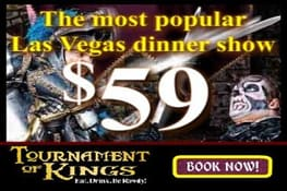 Tournament of Kings Show Promotion