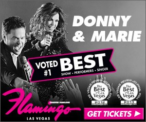 Donny and Marie Show Promotion