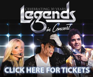 Legends in Concert Show Promotion