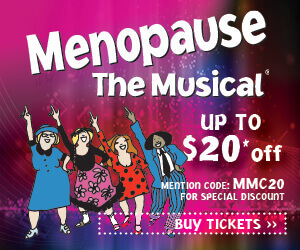 Menopause Show Promotion