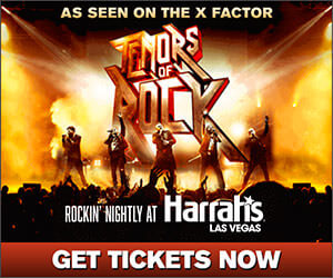 Tenors of Rock Show Promotion