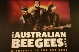 The Australian Bee Gees Show Promotion